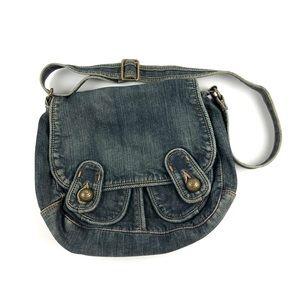 Gap denim purse